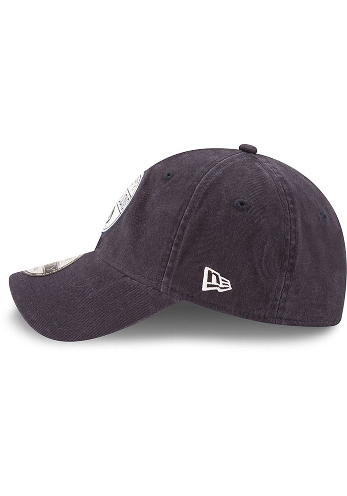 New Era Penn State Nittany Lions Core Standard Adjustable Hat - Navy Blue - Image 4