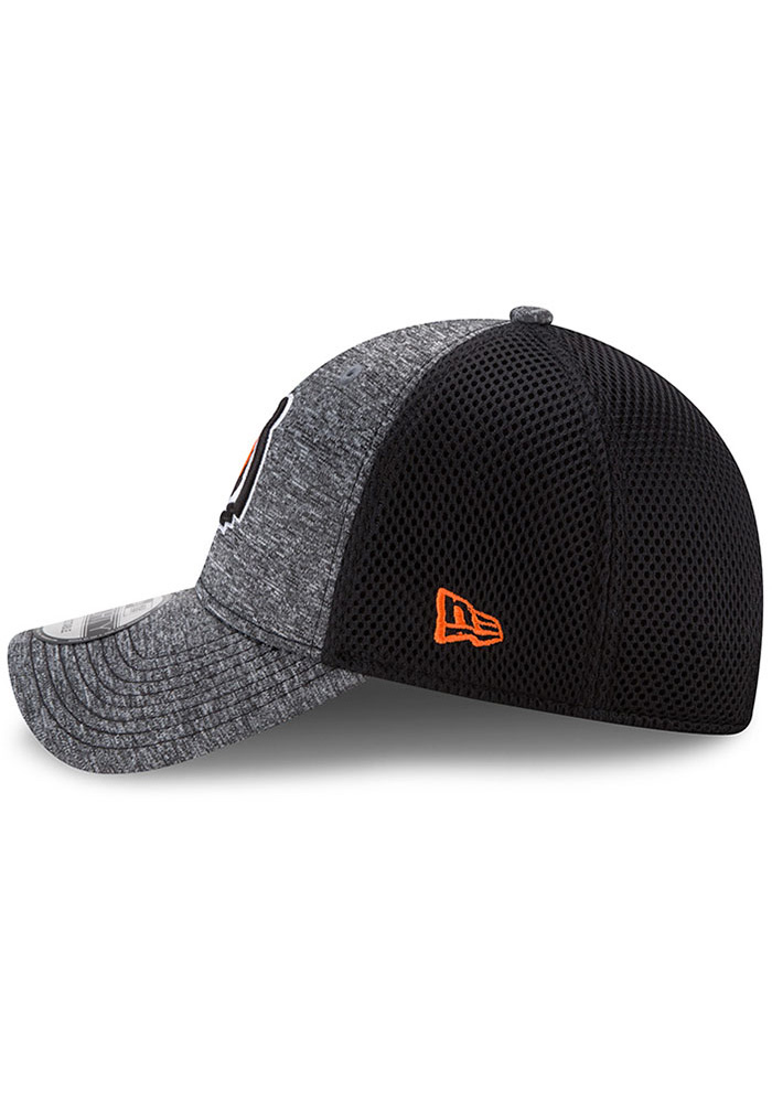 New Era Cincinnati Bengals Shadow Turn Adjustable Hat - Grey - Image 4