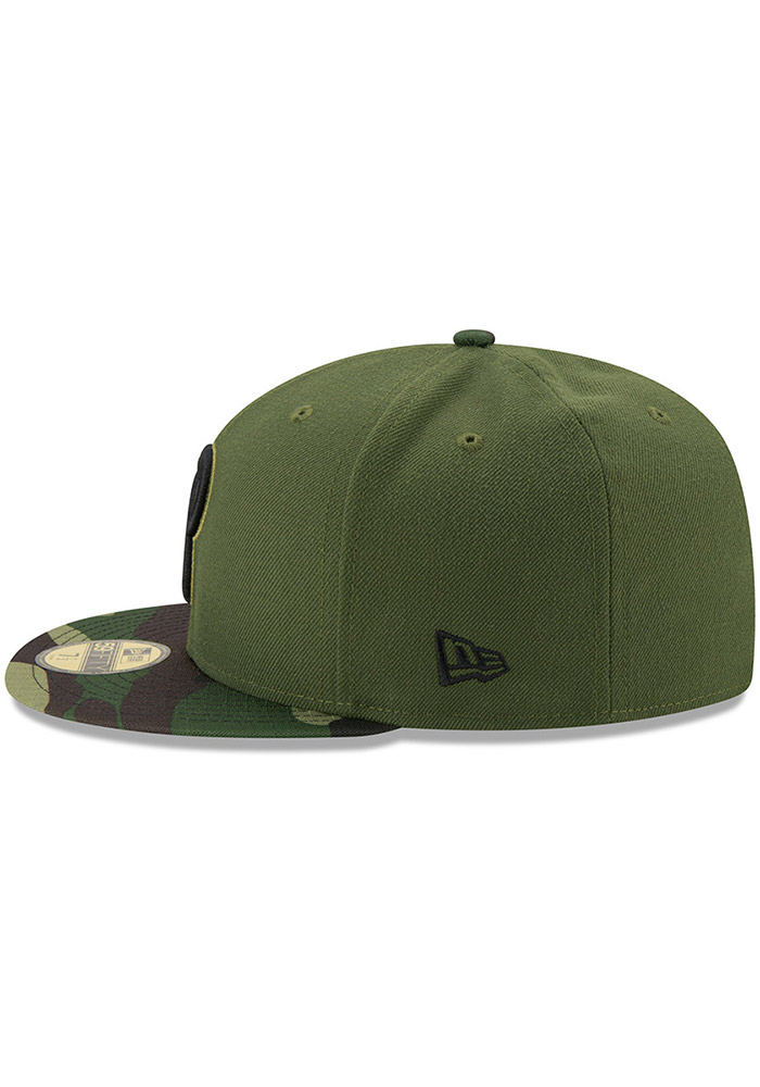hot sale online b635d 05669 ... czech new era philadelphia phillies mens green 2017 memorial day ac  59fifty fitted hat image 4