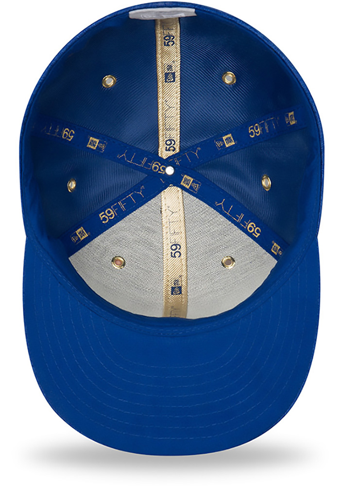New Era Chicago Cubs Mens Blue 2017 All Star Game AC 59FIFTY Fitted Hat - Image 7