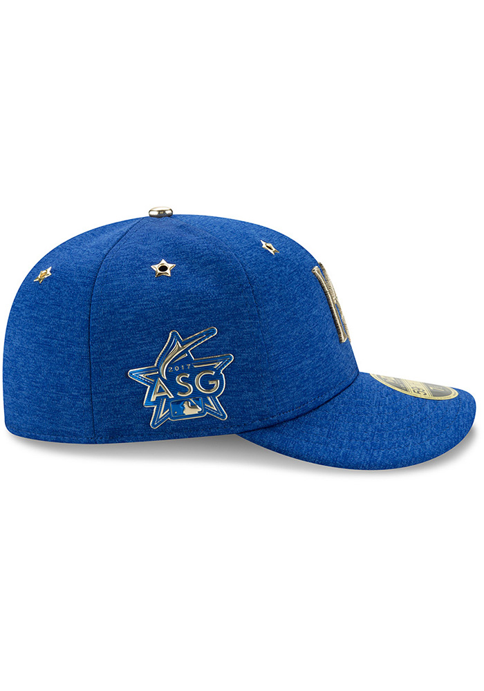 cheap for discount 80ab3 1b103 ... get new era kansas city royals mens blue 2017 all star game ac lc  59fifty fitted