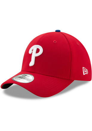 New Era Philadelphia Phillies Red Game Team Classic 39THIRTY Toddler Hat