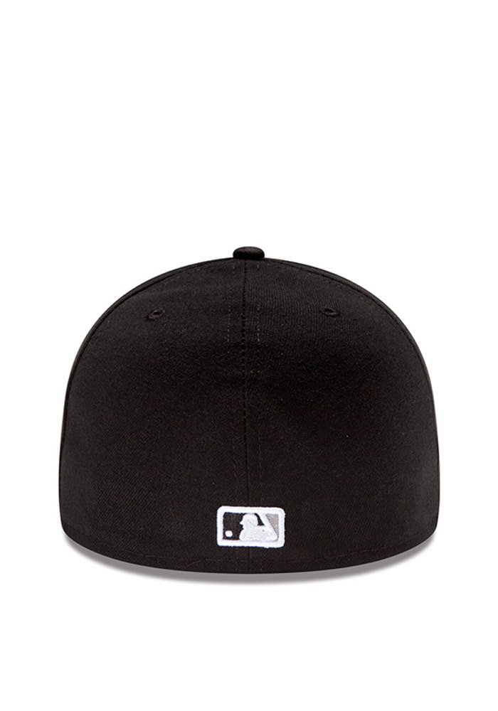 price reduced the cheapest sale uk New Era Chicago White Sox Mens Black Low Crown AC 59FIFTY ...