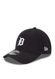 Detroit Tigers Navy Blue Team Classic 39THIRTY Youth Flex Hat