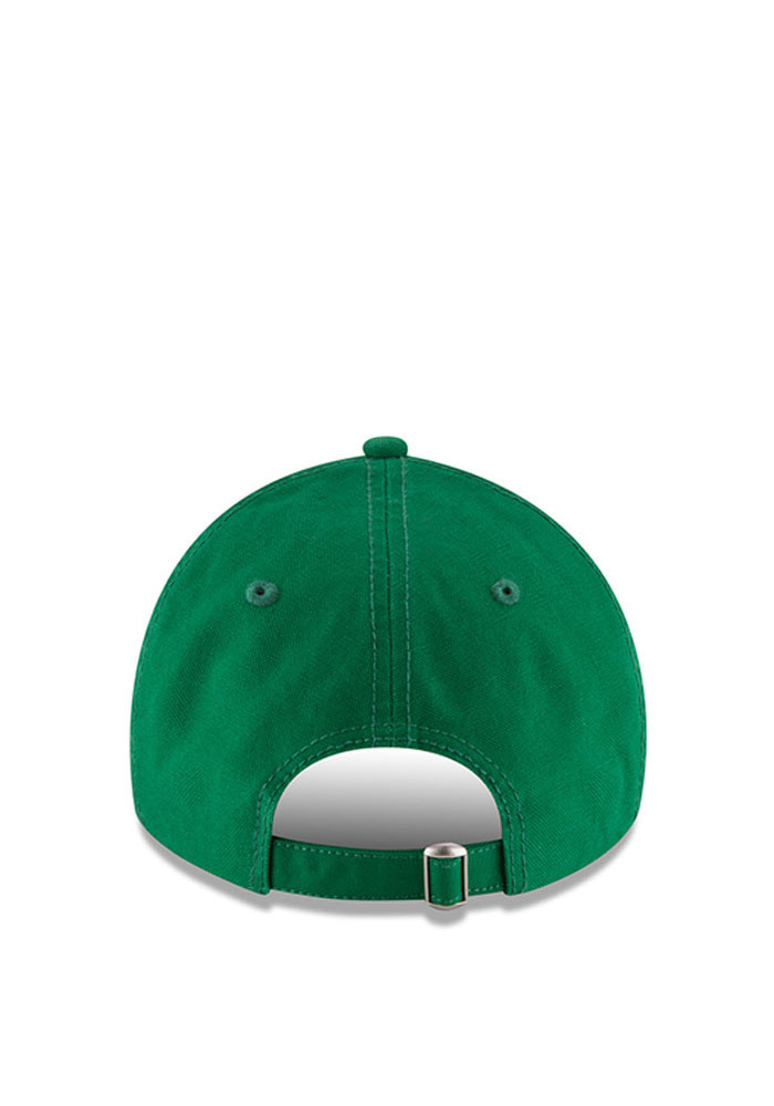 New Era Dallas Stars Mens Green Core Shore 9TWENTY Adjustable Hat - Image 3