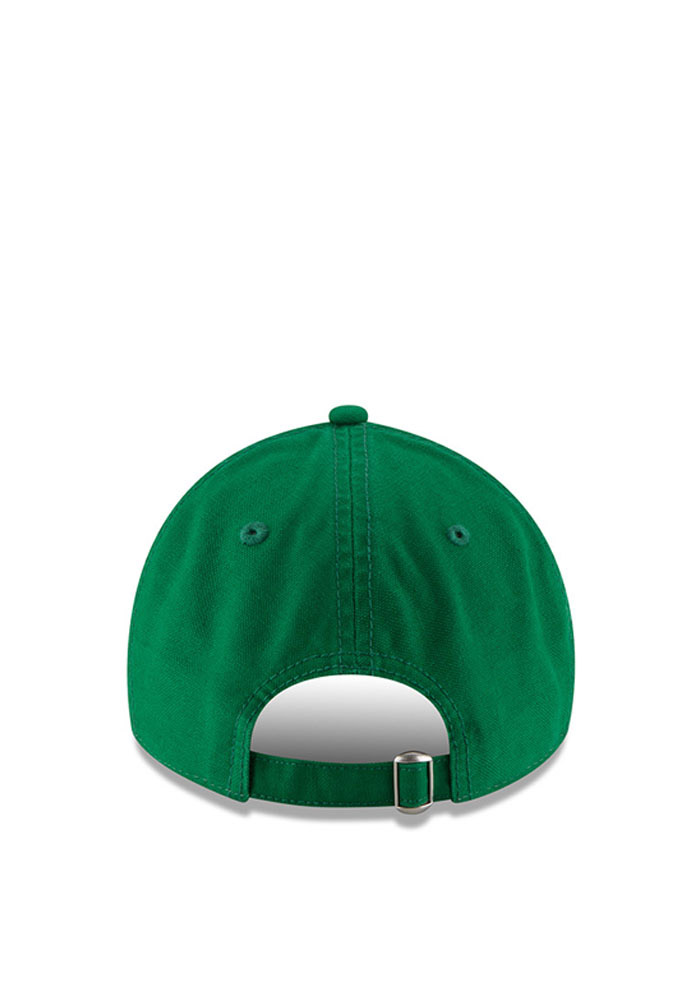 New Era Dallas Stars Core Shore White Front 9TWENTY Adjustable Hat - Black - Image 3