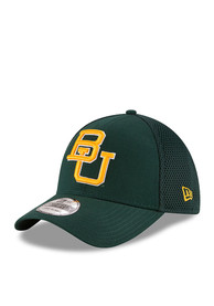 New Era Baylor Bears Green Mega Team Neo 39THIRTY Flex Hat