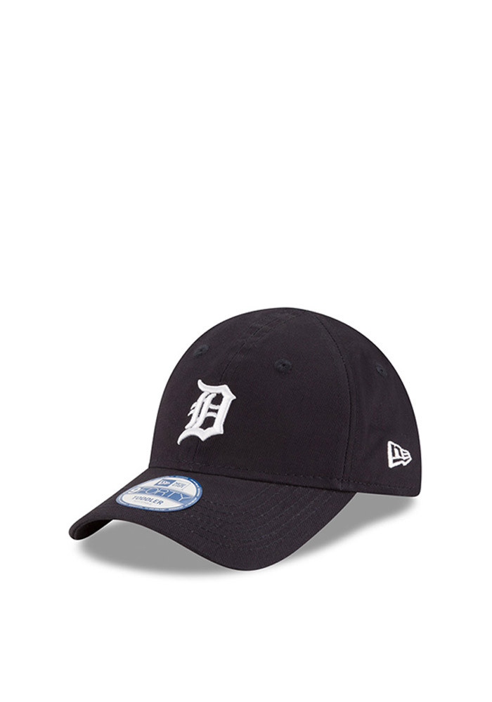 New Era Detroit Tigers Navy Blue My First 9Forty Infant Adjustable Hat - Image 1