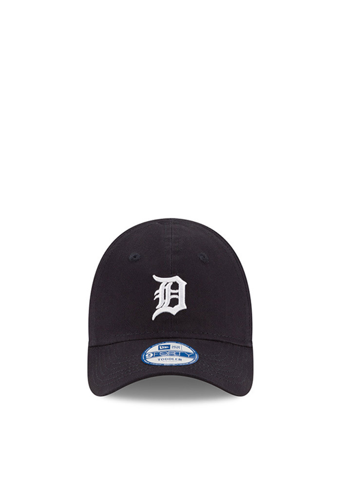 New Era Detroit Tigers Navy Blue My First 9Forty Infant Adjustable Hat - Image 2