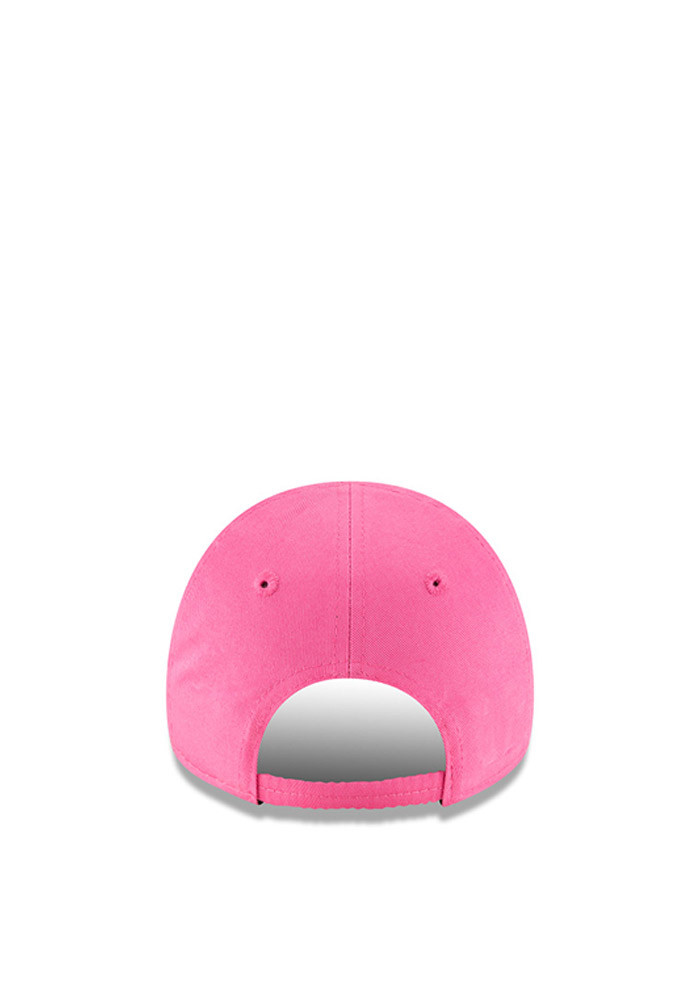 New Era Detroit Tigers Pink My First 9Forty Infant Adjustable Hat - Image 3
