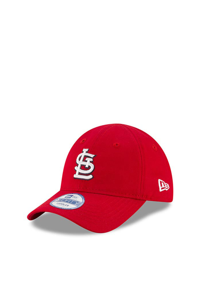 New Era St Louis Cardinals Red My 1st 9FORTY Infant Adjustable Hat - Image 1