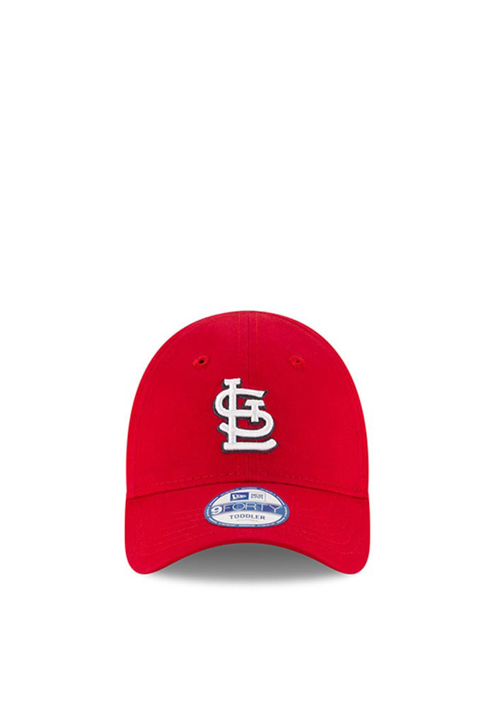 New Era St Louis Cardinals Red My 1st 9FORTY Infant Adjustable Hat - Image 2