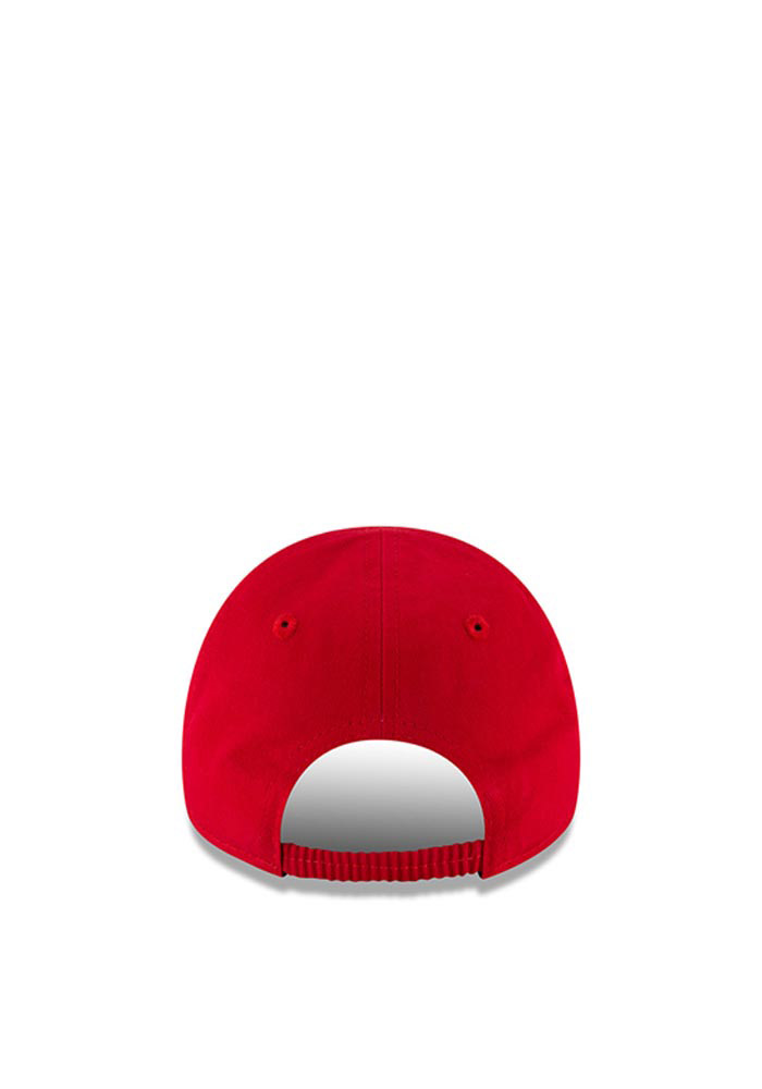New Era St Louis Cardinals Red My 1st 9FORTY Infant Adjustable Hat - Image 3