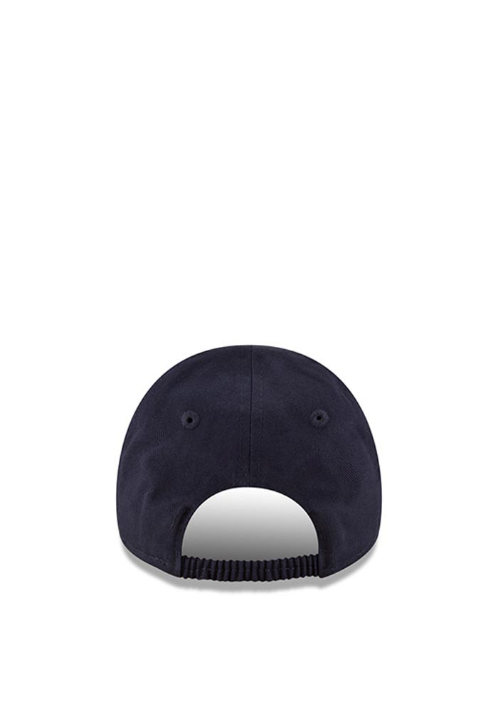 New Era Chicago Bears Baby My 1st 9FORTY Adjustable Hat - Navy Blue - Image 3