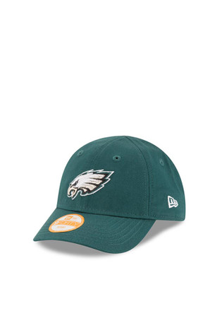 New Era Philadelphia Eagles Midnight Green My 1st 9FORTY Infant Adjustable Hat