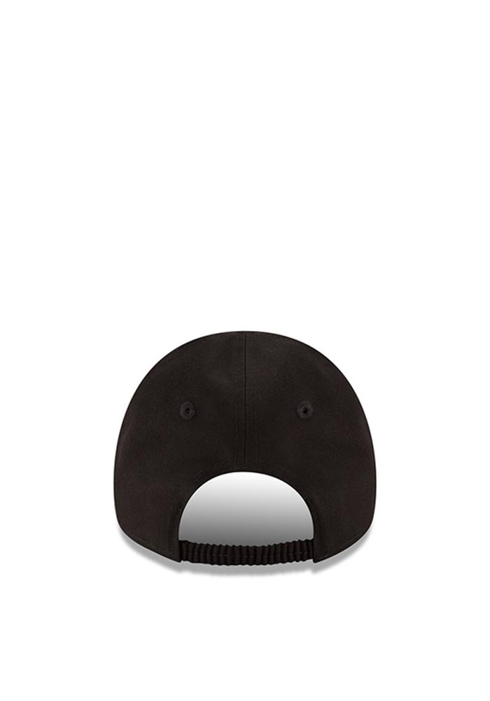 New Era Pittsburgh Steelers Black My 1st 9FORTY Infant Adjustable Hat - Image 3