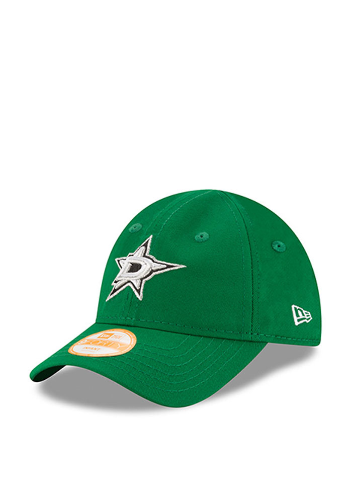 New Era Dallas Stars Baby My First 9Forty Adjustable Hat - Green - Image 1