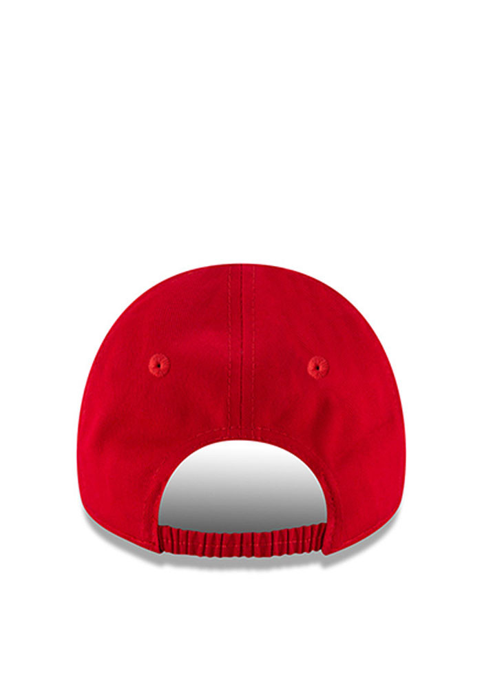 New Era Detroit Red Wings Red My First 9Forty Infant Adjustable Hat - Image 3