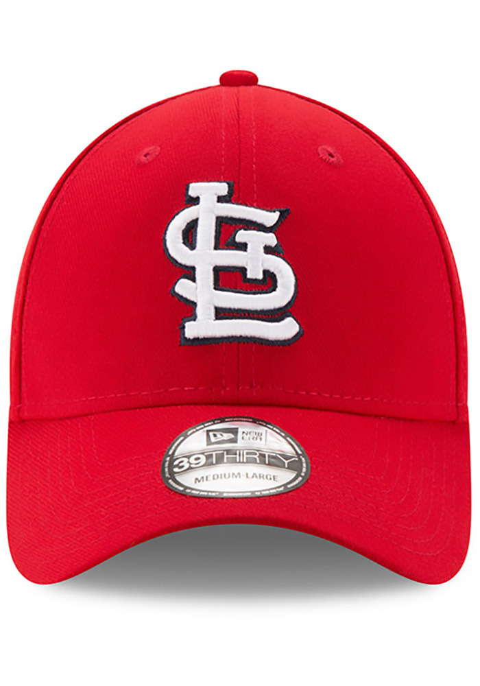 New Era St Louis Cardinals Red Game Team Classic 39THIRTY Adjustable Toddler Hat - Image 3