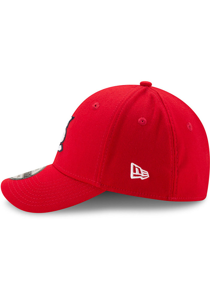 New Era St Louis Cardinals Red Game Team Classic 39THIRTY Adjustable Toddler Hat - Image 4