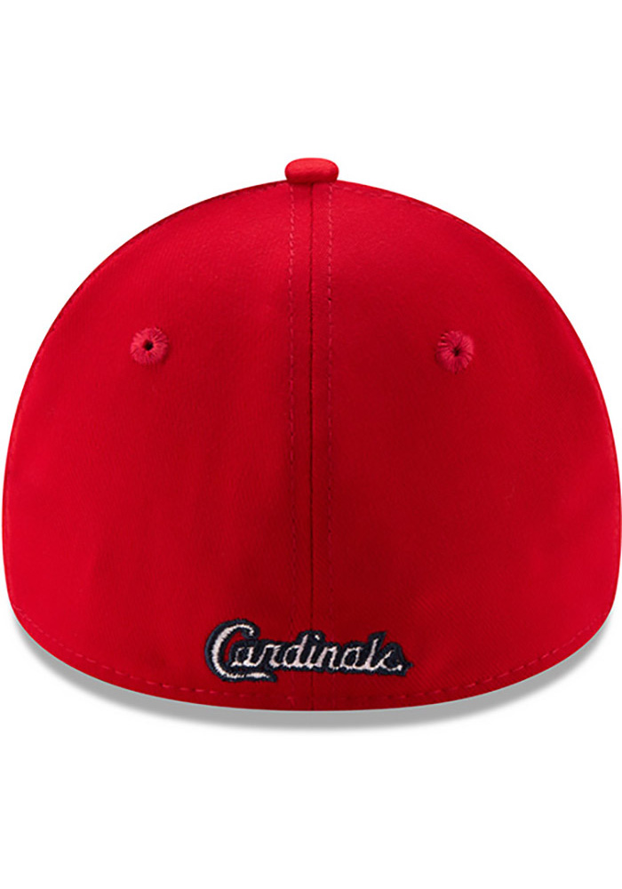 New Era St Louis Cardinals Red Game Team Classic 39THIRTY Adjustable Toddler Hat - Image 5