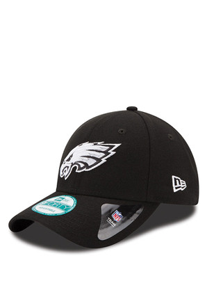 New Era Philadelphia Eagles Grey The League 9FORTY Kids Adjustable Hat
