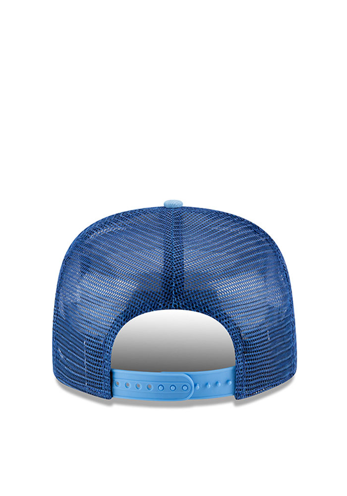 competitive price bcb1c 4a354 ... discount new era kansas city royals blue throwback stripe 9fifty mens  snapback hat image 3 73683