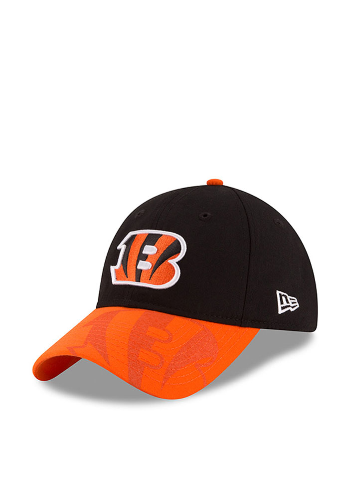 Cincinnati Bengals Womens New Era 2016 Sideline LS 9TWENTY Adjustable - Black