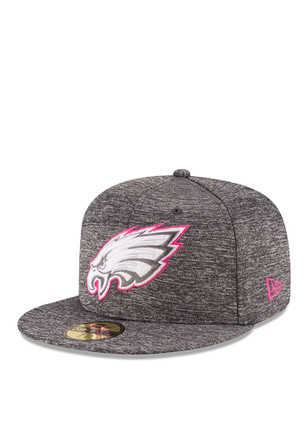 Philadelphia New Era Mens Grey 2016 BCA 59FIFTY Fitted Hat