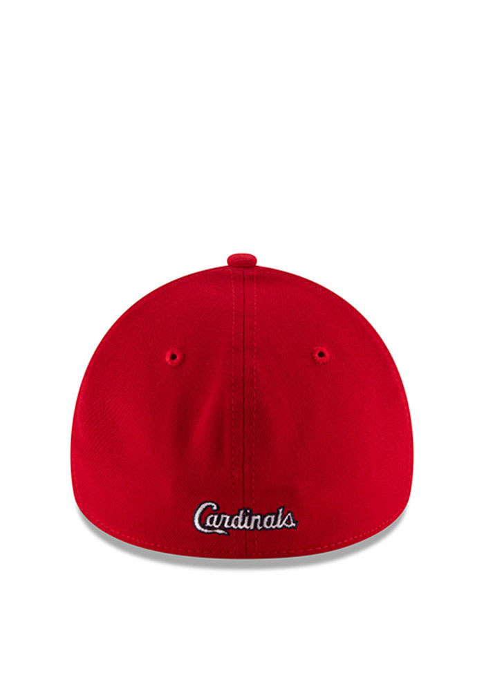 New Era St Louis Cardinals Mens Red 2016 4th of July 39THIRTY Flex Hat - Image 3