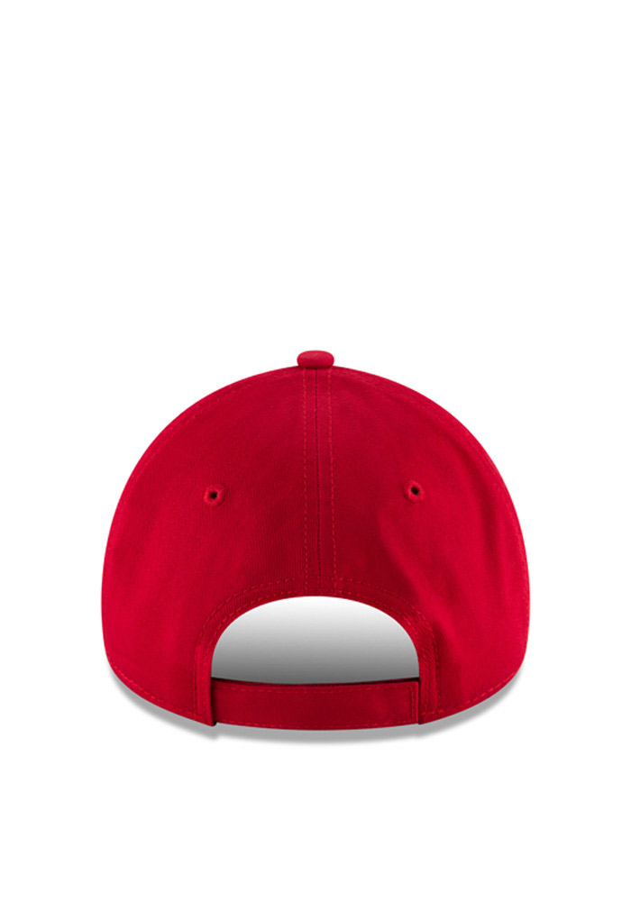 New Era Philadelphia Phillies Red 2016 4th of July 9FORTY Womens Adjustable Hat - Image 3