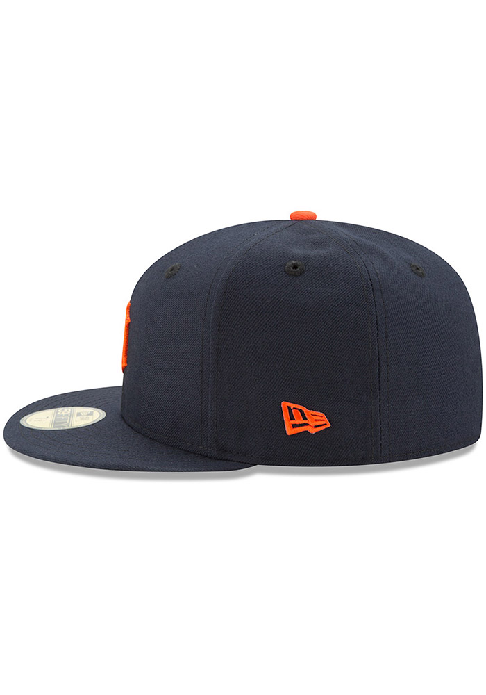 finest selection 40bd8 721b5 ... cheap new era detroit tigers mens orange ac road 59fifty fitted hat  5c294 ba3b1