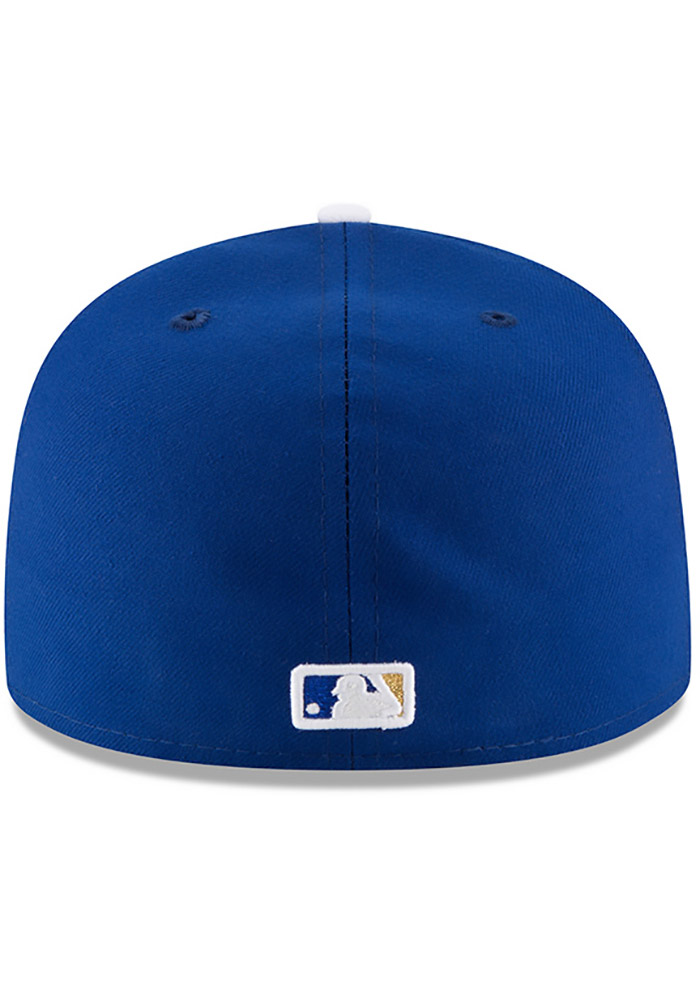separation shoes 12bc0 f5772 amazon new era kansas city royals mens blue ac game 59fifty fitted hat  image 4 10c8a