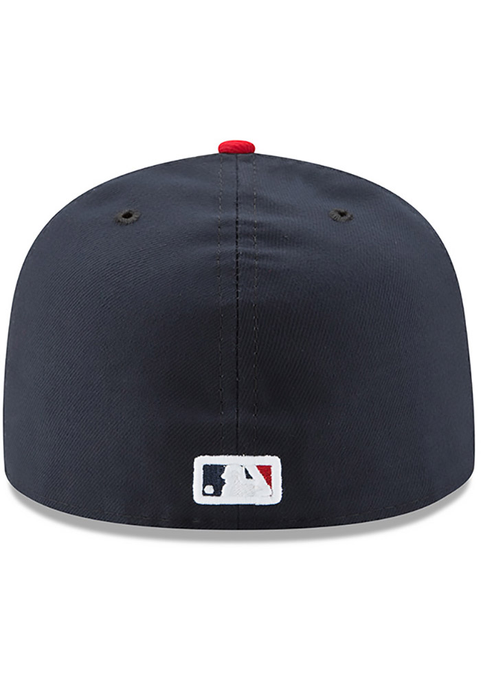 New Era St Louis Cardinals Mens Red AC Alt2 59FIFTY Fitted Hat - Image 5
