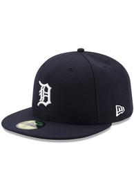 New Era Detroit Tigers Orange AC Home JR 59FIFTY Kids Fitted Hat