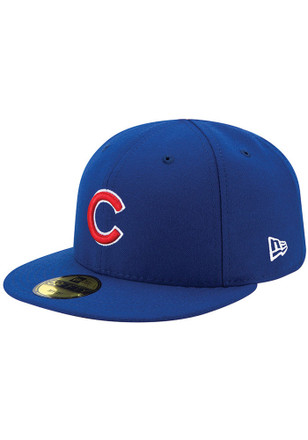 New Era Chicago Cubs Blue AC My 1st 59FIFTY Kids Fitted Hat