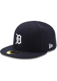 New Era Detroit Tigers Orange AC My 1st 59FIFTY Kids Fitted Hat