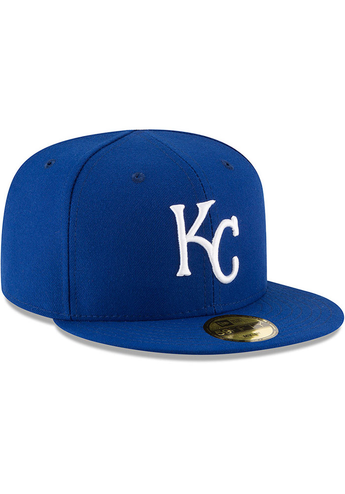 New Era Kansas City Royals Blue AC My 1st 59FIFTY Kids Fitted Hat - Image 2