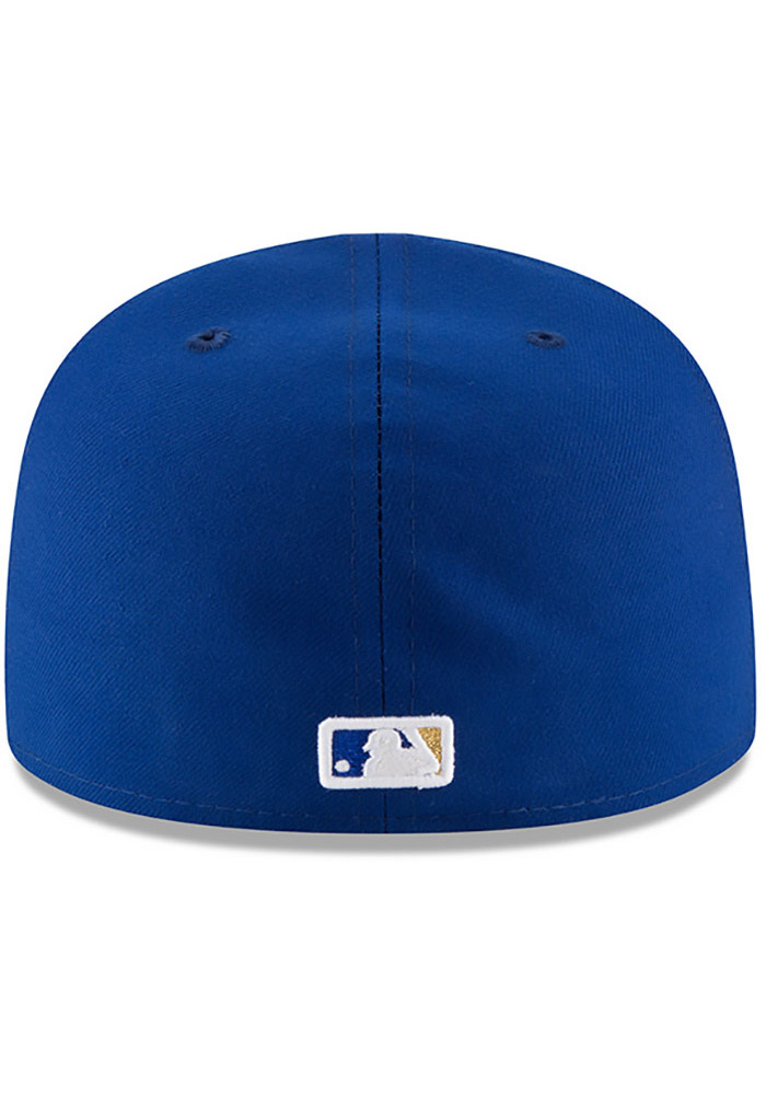 New Era Kansas City Royals Blue AC My 1st 59FIFTY Kids Fitted Hat - Image 4
