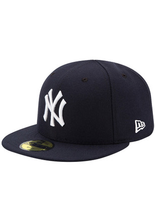 New Era New York Yankees Blue AC My 1st 59FIFTY Kids Fitted Hat