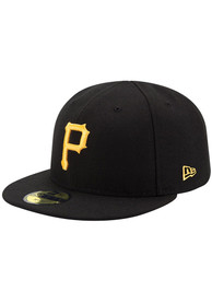 New Era Pittsburgh Pirates Yellow AC My 1st 59FIFTY Kids Fitted Hat