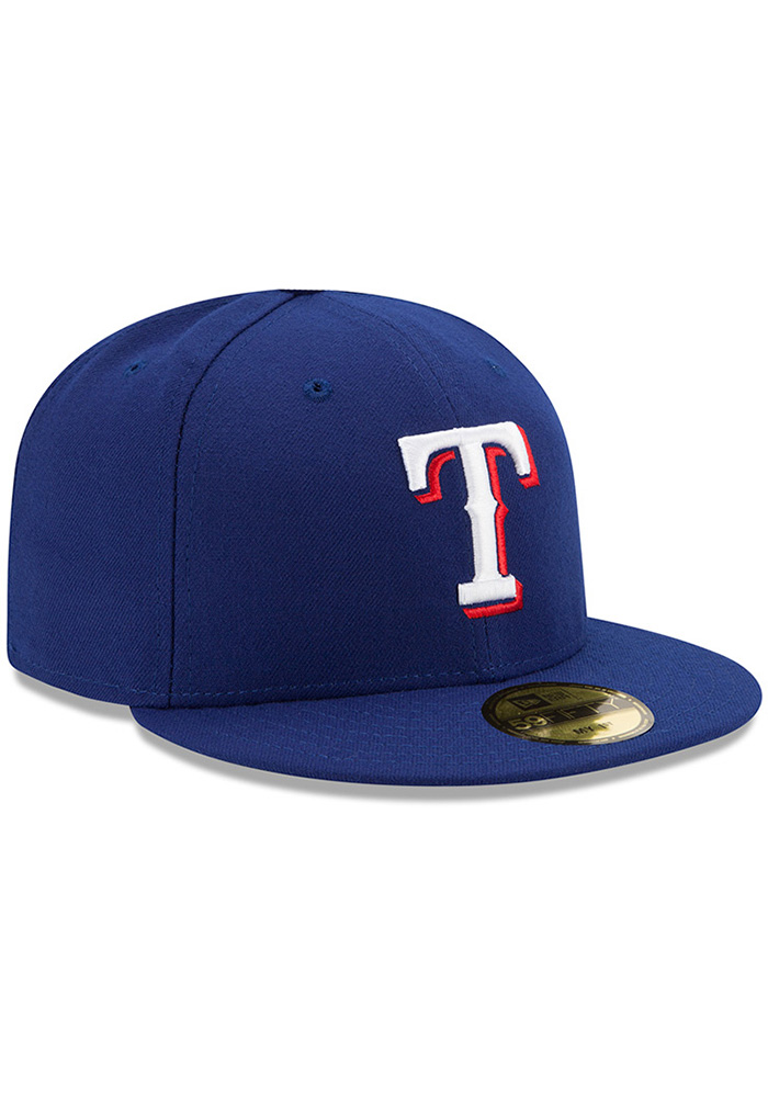 New Era Texas Rangers Red AC My 1st 59FIFTY Kids Fitted Hat - Image 2