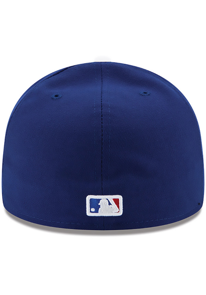 New Era Texas Rangers Red AC My 1st 59FIFTY Kids Fitted Hat - Image 4