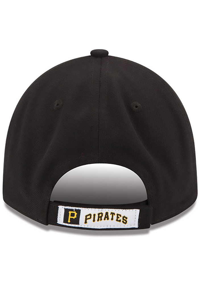 New Era Pittsburgh Pirates Alt The League 9FORTY Adjustable Hat - Yellow - Image 4