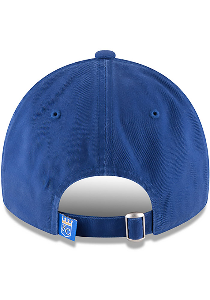 New Era Kansas City Royals Core Classic 9TWENTY Adjustable Hat - Blue - Image 5