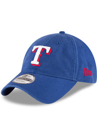 80c5d8b2f29 New Era Texas Rangers Red Core Classic 9TWENTY Adjustable Hat