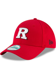 New Era Rutgers Scarlet Knights The League 9FORTY Adjustable Hat - Red