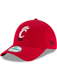 Cincinnati Bearcats New Era The League 9FORTY Adjustable Hat - Red