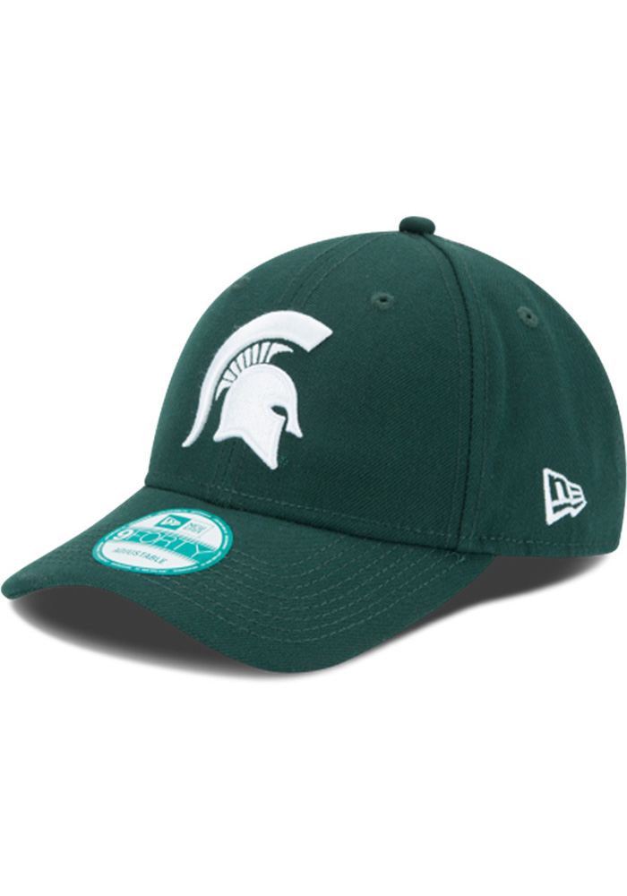New Era Michigan State Spartans The League 9FORTY Adjustable Hat - Green