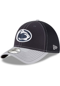 New Era Penn State Nittany Lions Navy Blue 2T Neo 39THIRTY Flex Hat
